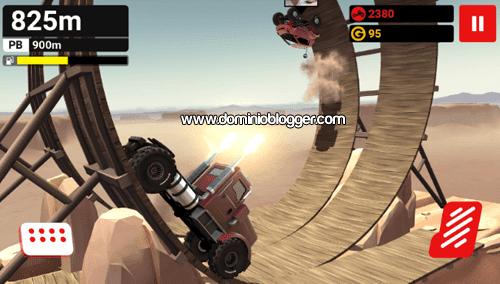 juego MMX Hill Climb para Android