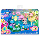 Littlest Pet Shop 3-pack Scenery Dolphin (#1922) Pet