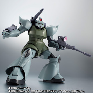 Robot Spirits <SIDE MS> MS-14A Gelgoog & C-Type Equipment A.N.I.M.E. ver. - Tamashii Nations