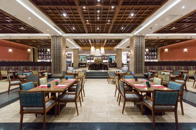 Suku Restaurant at Conrad Bali