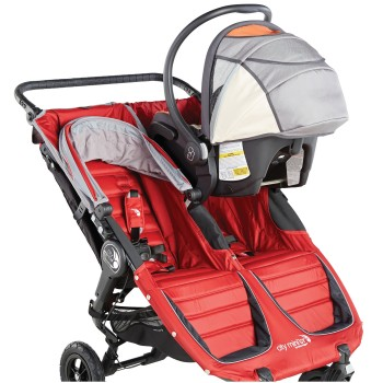 The Baby Jogger City Mini Gt Double Stroller Tnr