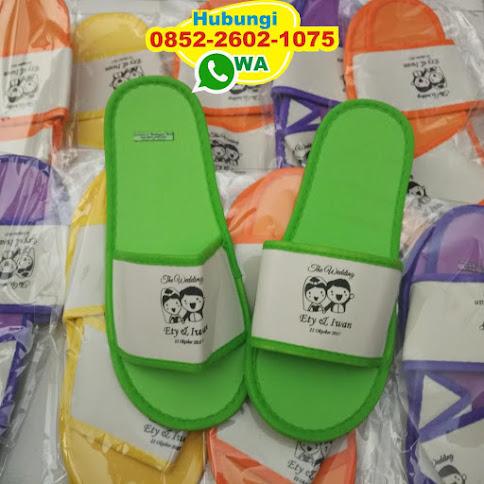 supplier Sandal hotel ringan harga murah 49779