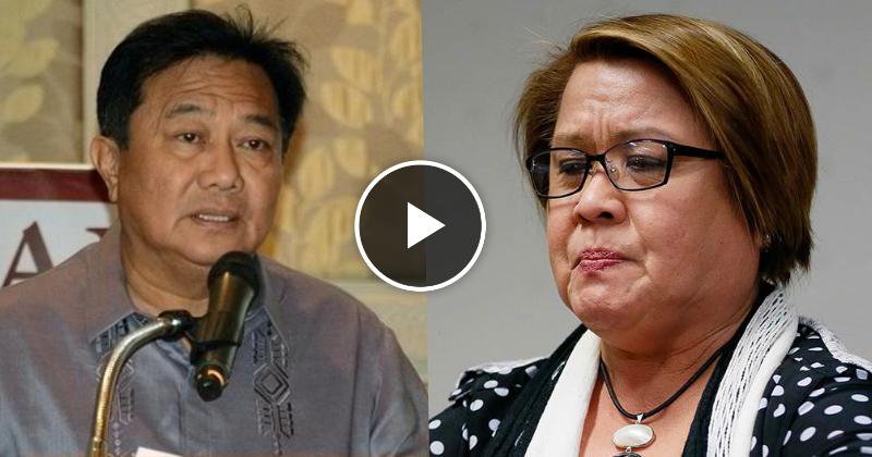 Speaker Alvarez: Sen. De Lima must detain in Mental Hospital, Must Watch!
