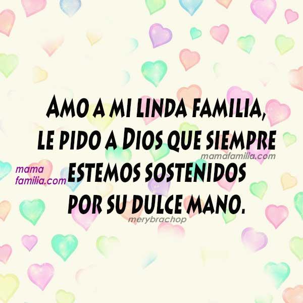 Frases De Amor Bonitas Y Cortas Para La Familia
