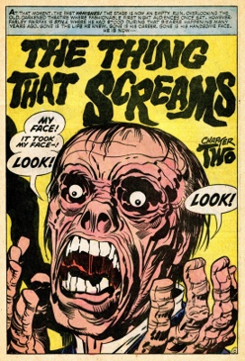 Jack Kirby - The Demon - Kirb your enthusiasm