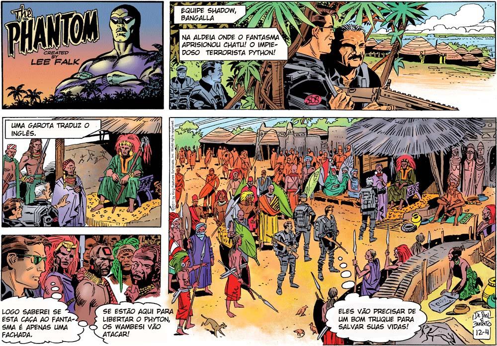 O Fantasma - Suplemento Dominical 011