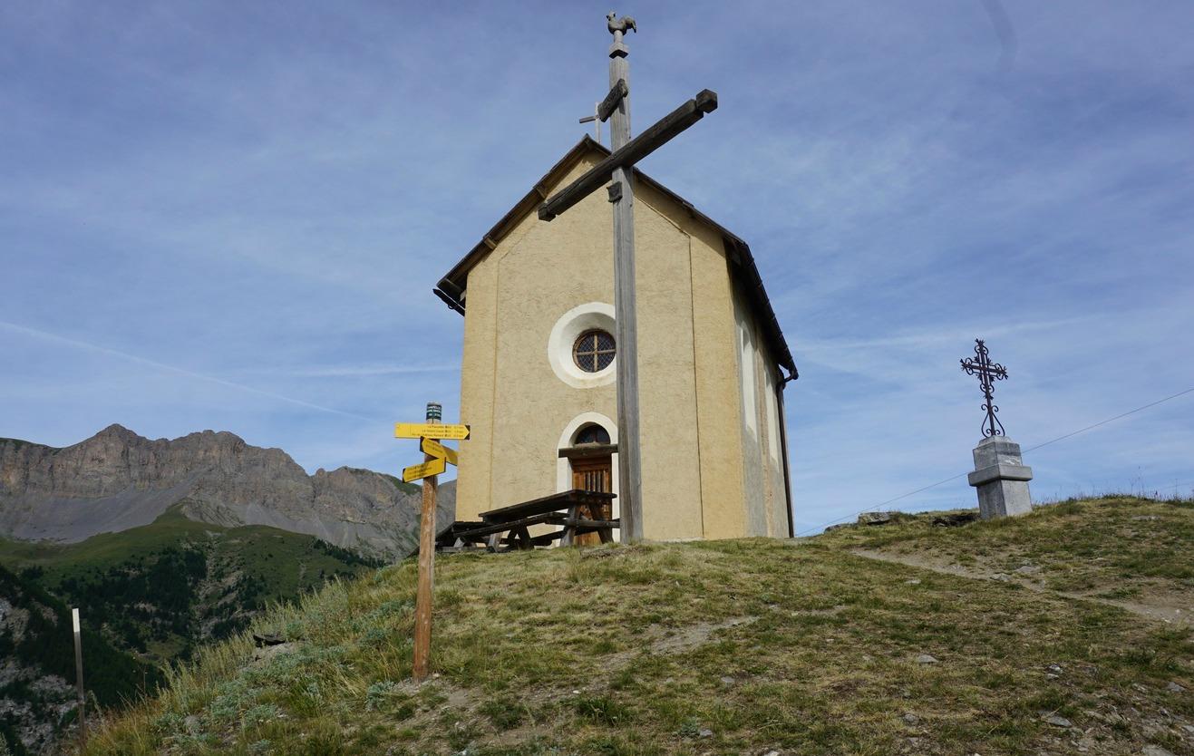 Chapelle Sainte Marie Madeleine St-Véran