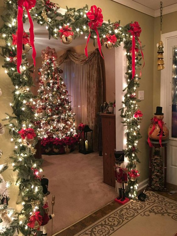 Christmas%2Bparty%2Bdecorations%2BDIY%2BIdeas%2B%25284%2529 - 10 Christmas party decorations DIY Ideas
