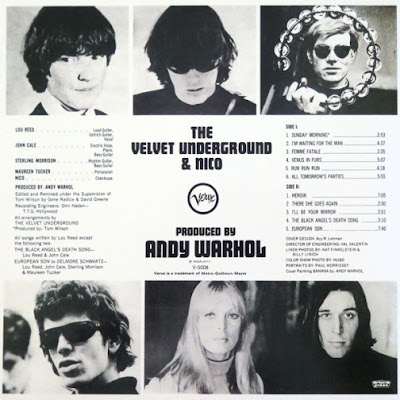 THE VELVET UNDERGROUND & NICO (1967) 3