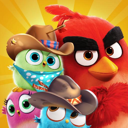 تحميل لعبة Angry Birds Match v1.3.1 مهكرة وكاملة للاندرويد كلشي غير محدود