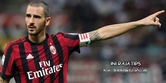 Bonucci Siap Unjuk Kemampuan Bersama Juventus