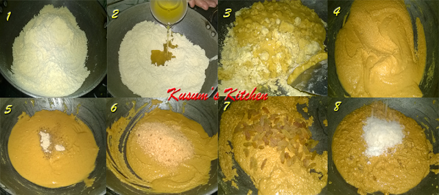 How to make Besan ke ladoo
