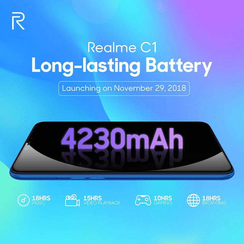 Breaking: Realme C1 is coming to the Philippines!