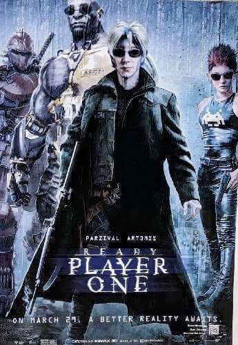 ready player one the matrix