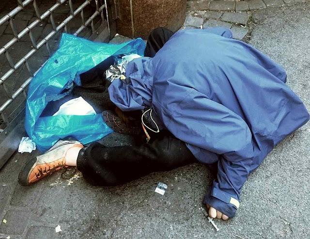 Consumo de heroína em Oslo é recorde na Europa.
