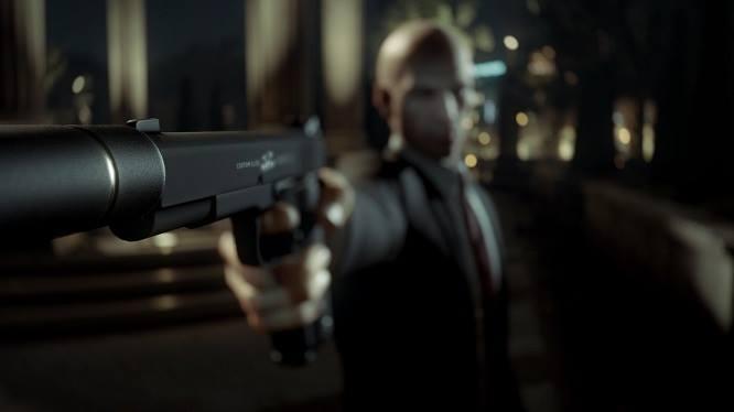 Hitman agent 47 gameplay