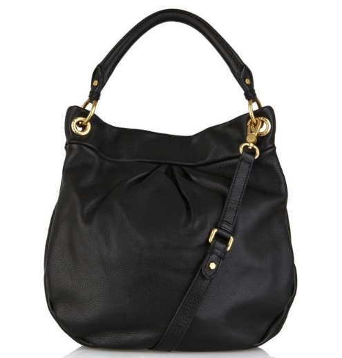 Marc By Jacobs Classic Q Hillier Hobo Black Ready Stock In Malaysia