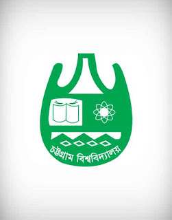 chittagong university, chittagong university vector logo, college, institute, education, campus, school, university