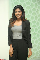 Actress Eesha Looks gorgeous in Blazer and T Shirt at Ami Tumi success meet ~  Exclusive 100.JPG
