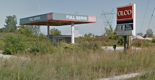 This former Modgil Oil and Gas is now up for sale.
