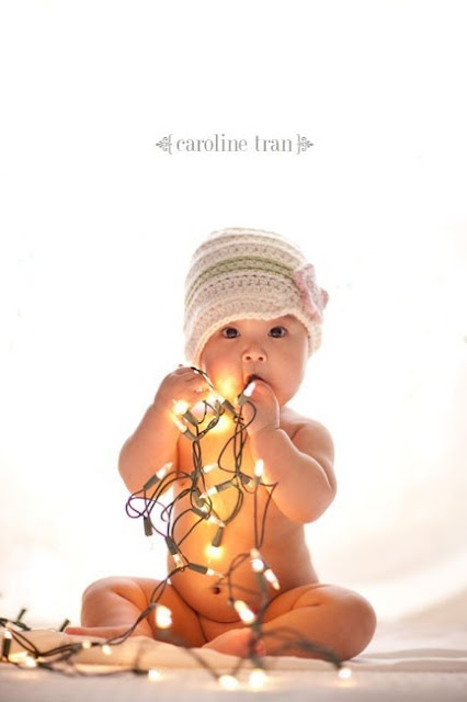 Running from the law celebrating babys first christmas grab your camera some twinkle lights a baby and youve got yourself a photo shoot here are some of my very favorites from the web solutioingenieria Choice Image