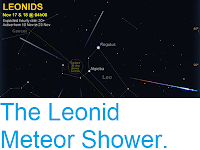 https://sciencythoughts.blogspot.com/2018/11/the-leonid-meteor-shower.html