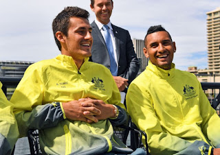 Tomic sets-up Roland Garros clash with Kyrgios