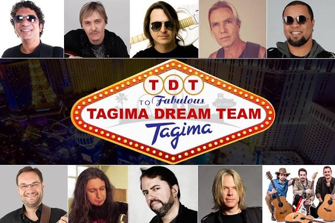 Tagima reúne músicos patrocinados em pequeno festival