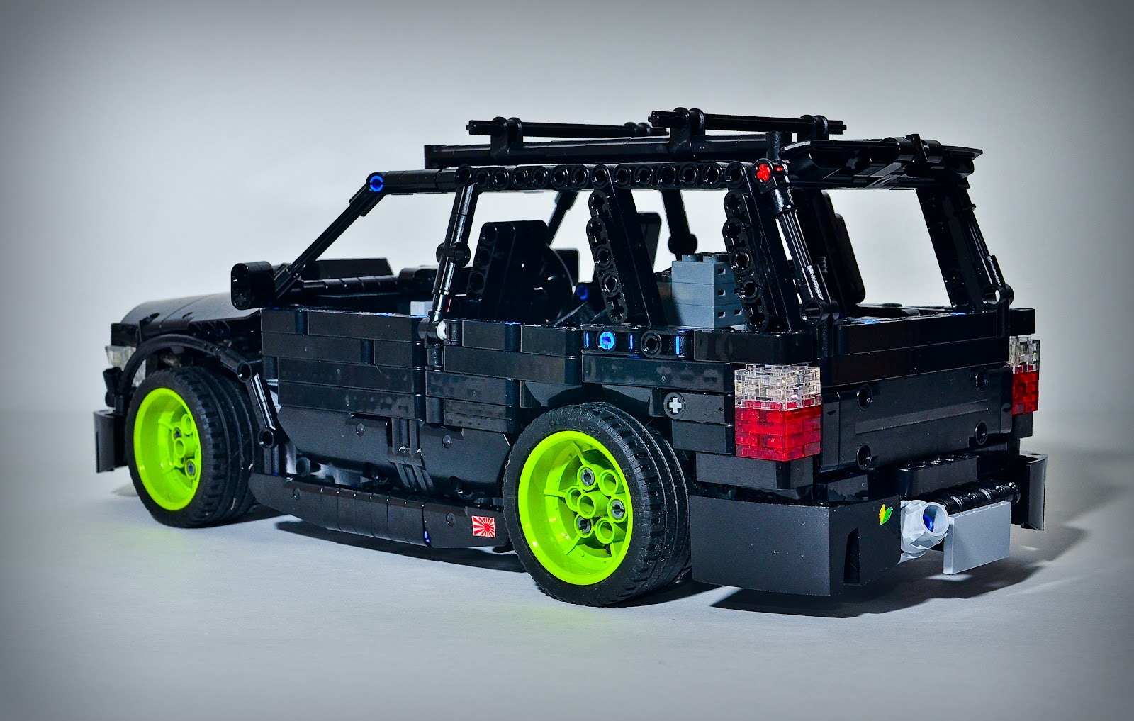 filsawgood Lego Technic Creations  Lego Technic Subaru Forester Lego Technic Subaru Forester