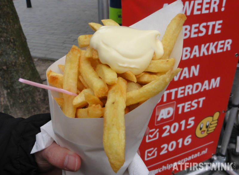 schippers patat schouwburgplein Rotterdam