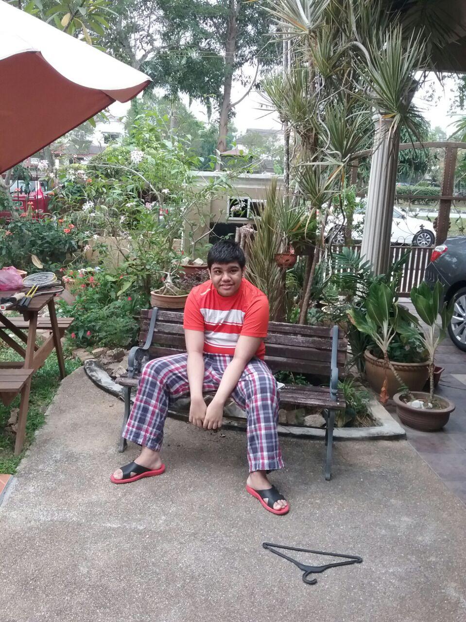 Namee Roslan: Our Precious Daniel, Kanak-Kanak Autisme