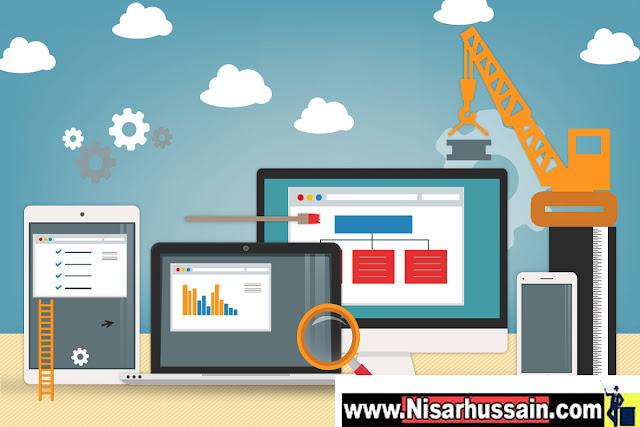 web designing picture