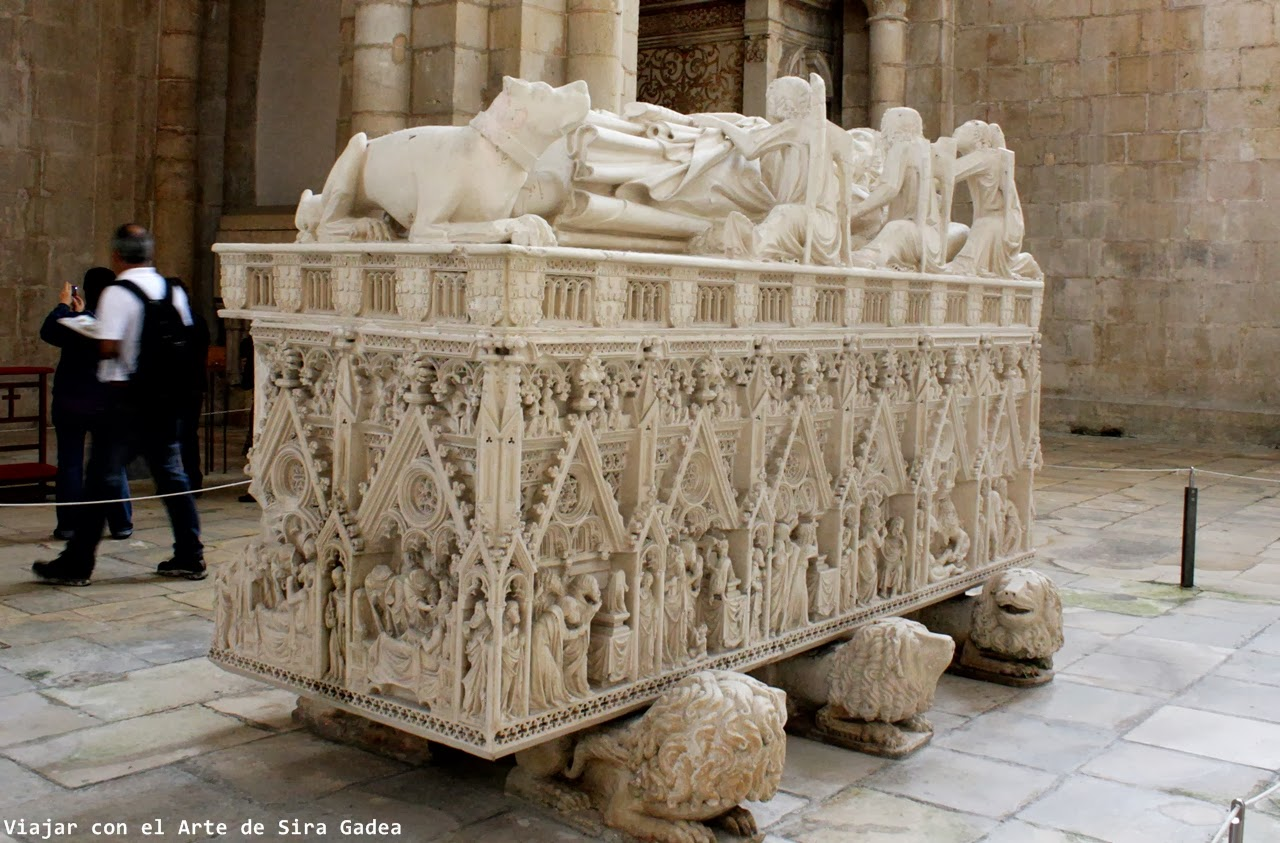 sepulcro D. Pedro I