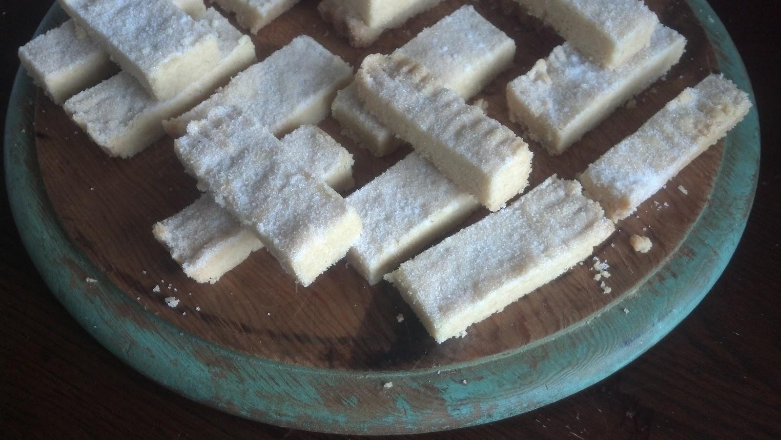 Irish Shortbread Cookies Recipe