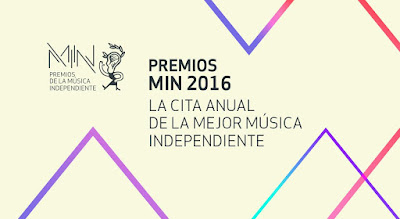 premios MIN, noticias de música