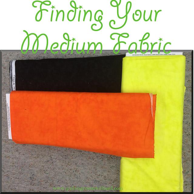 medium tone fabrics