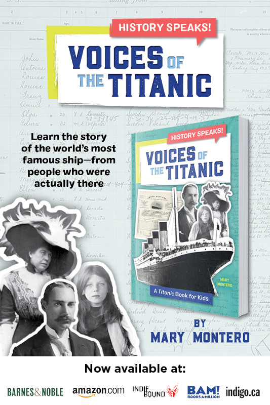 Voices of the Titanic