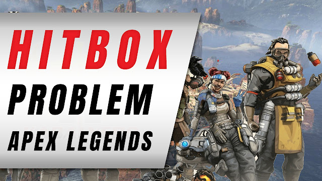 Apex Legends Hitbox Problem, Wraith Small, Gibraltar Huge