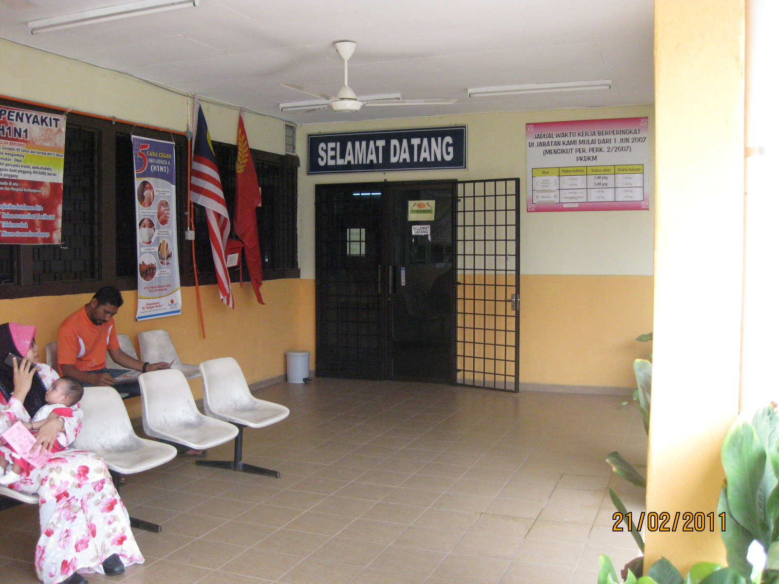Kuala Muda DHO Posting: DAY 6 - School Health Programme
