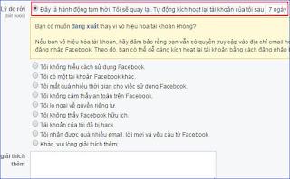 Có cách nào ẩn nick facebook không cho ai nhìn thấy không?