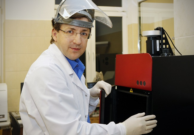 Prof. Piotr Trzonkowski - fot. Magdalena Wiśniewska-Krasińska FNP