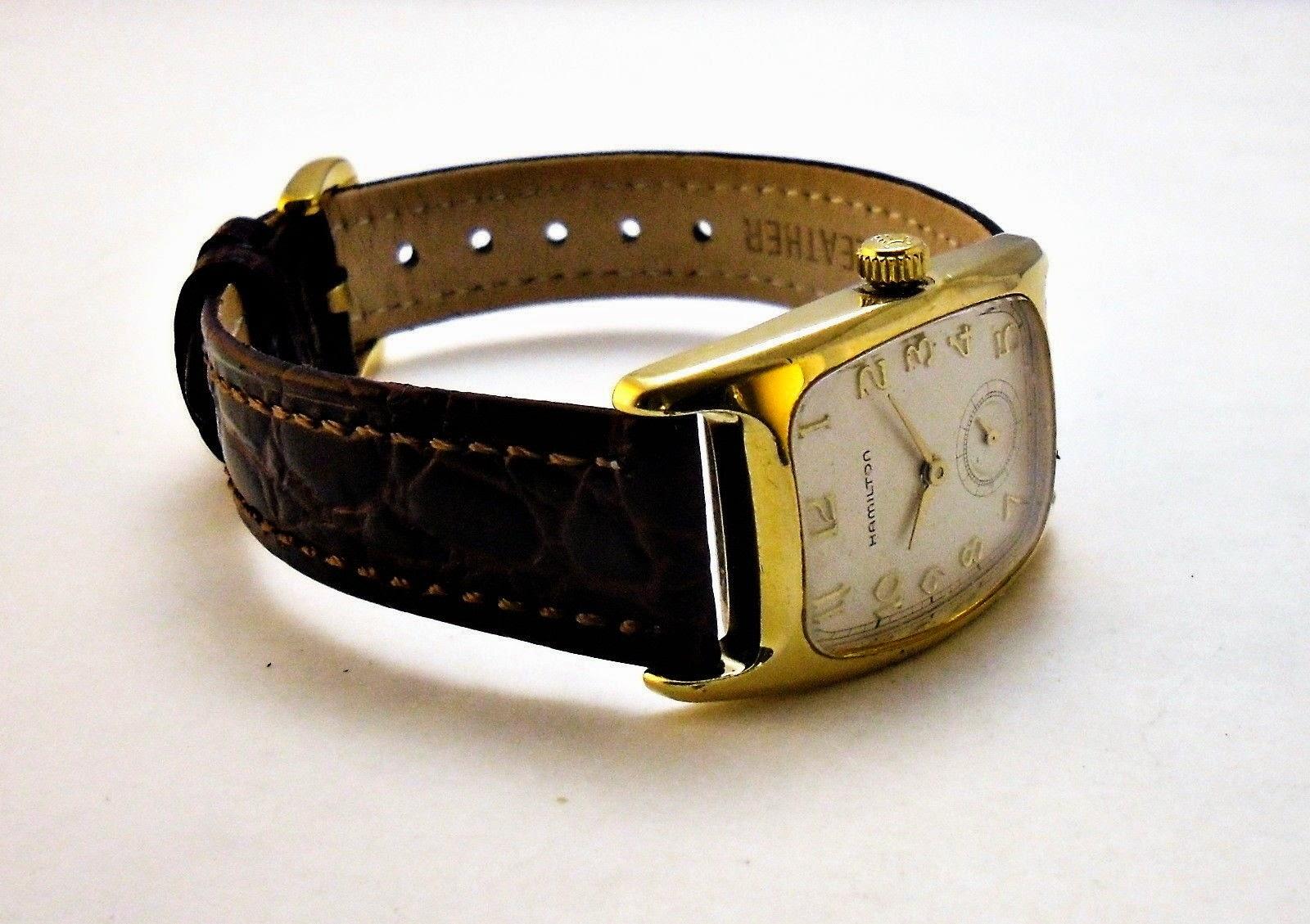 0fb75f0f5958 life style  Hamilton Registered Edition Boulton Wristwatch (1983 ...
