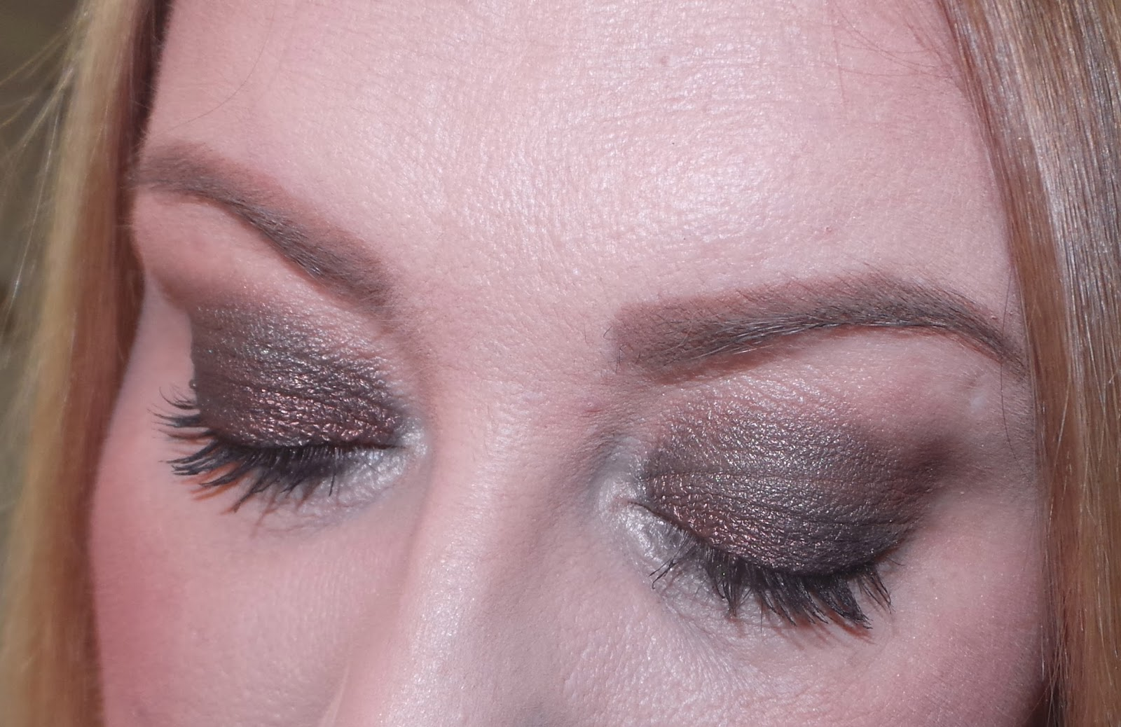 Make Up Geek eyeshadows review