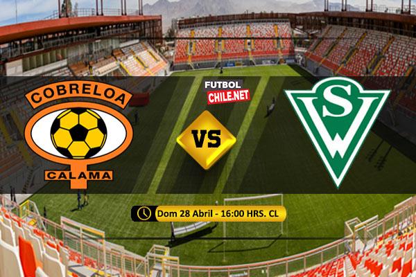 Mira Cobreloa vs Santiago Wanderers en vivo y online por la Primera B
