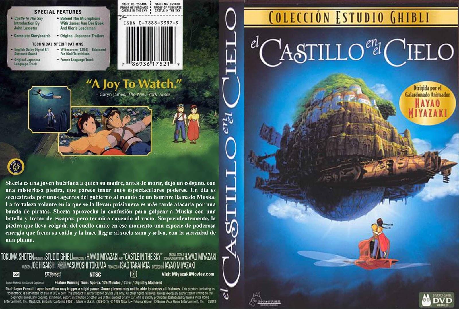 Descargar pel cula el castillo en el cielo mega eme 21 for El mural pelicula descargar
