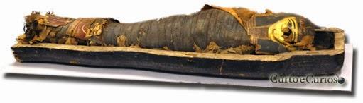 Sarcófago Múmia Minirdes