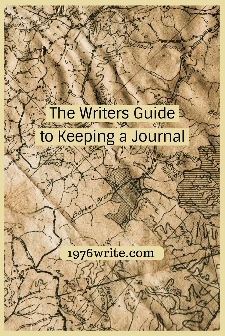 1976write: The Writers Guide to Keeping a Journal