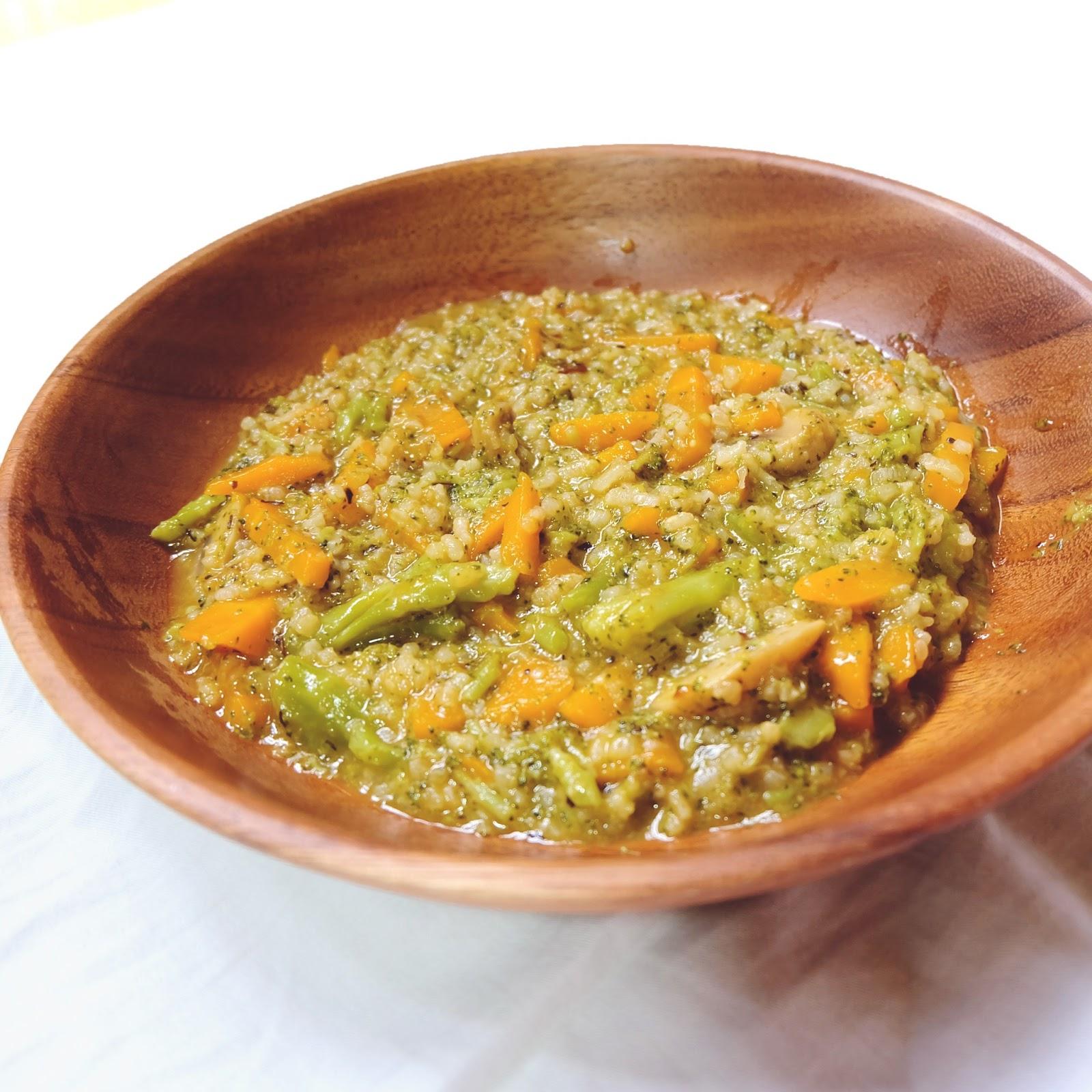 RECIPE: Good Risotto Recipe in Singapore: Parmesan-Carrot ...