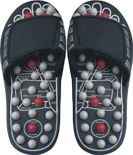 Massage Orthotic Reflexology Sandals