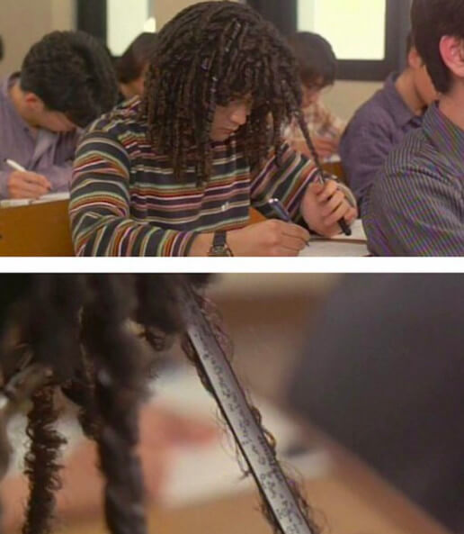 17 Students Who Took Cheating To Another Level - Curly Remedy